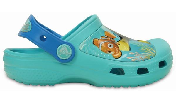 Kids Creative Crocs Finding Dory Clog, Pool 1