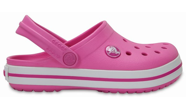 Kids Crocband, Party Pink 1