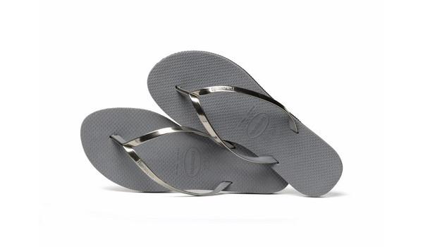 You Metallic Flip, Steel Grey 1