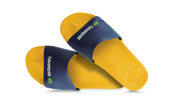 Slide Brasil, Banana Yellow 1