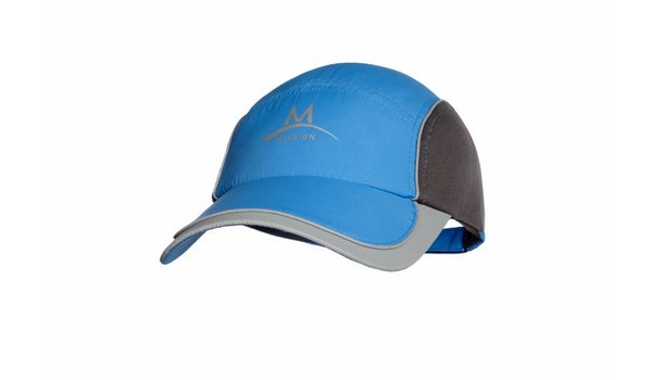 Competition Hat, Blue/Charcoal 1