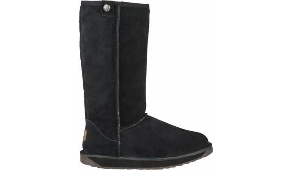 Coqui Tall Boot, Light Grey/Cerulean Blue 1