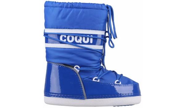 Kids Temu Snowboot, Light Grey/Cerulean Blue 1