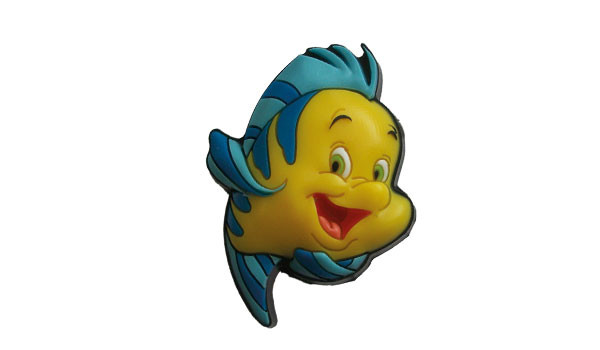 Disney Happy Flounder, Disney Happy Flounder