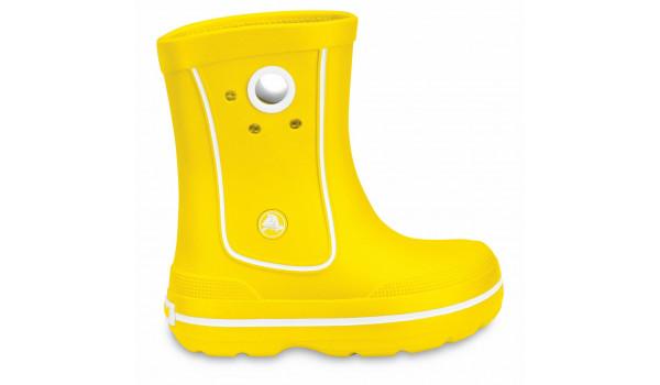 Kids Crocband Jaunt, Yellow 1