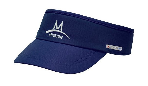 Cooling Visor, Navy 1