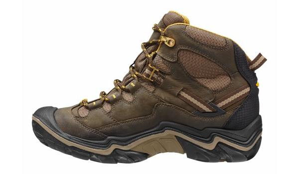 Durand Mid WP Women, Cascade Brown/Tawny Olive 4