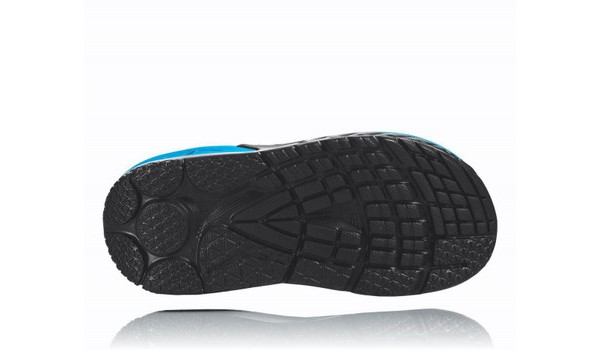 Ora Recovery Flip Men, Black/Process Blue 3