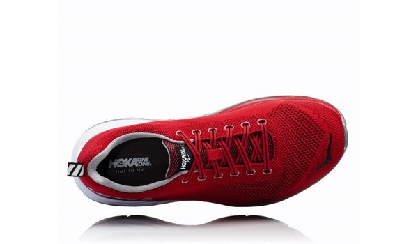 Mach Men, Racing Red/Black 6