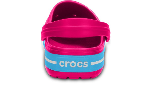 Crocband, Candy Pink/Bluebell 2