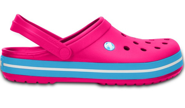 Crocband, Candy Pink/Bluebell 1