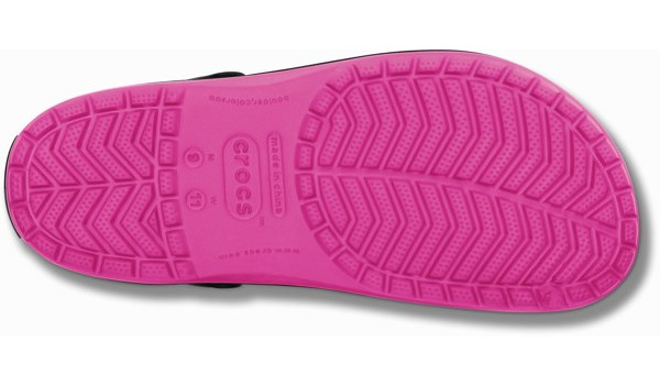 Crocband, Candy Pink/Black 3