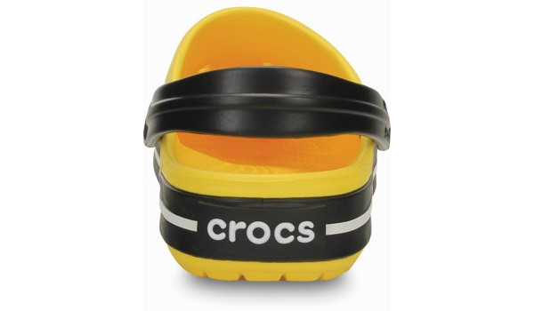 Crocband, Yellow/Black 2