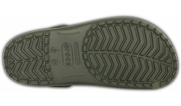 Crocband, Dusty Olive/Khaki 3