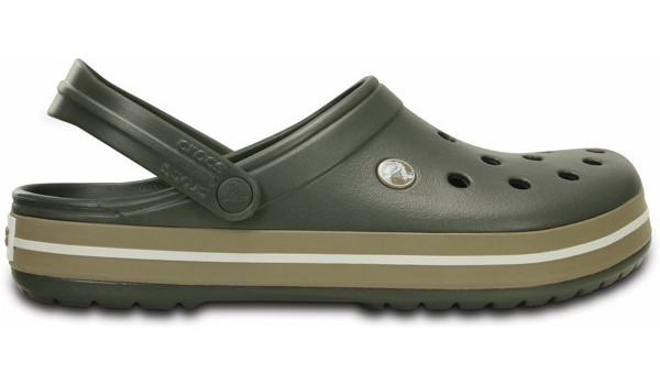 Crocband, Dusty Olive/Khaki 1