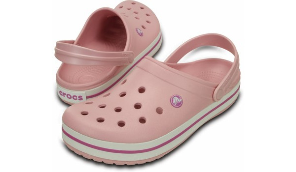 Crocband, Pearl Pink/Wild Orchid 4