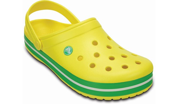 Crocband, Lemon/Grass Green 5