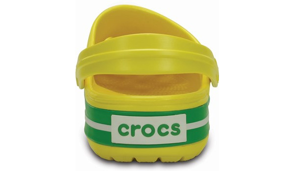 Crocband, Lemon/Grass Green 2