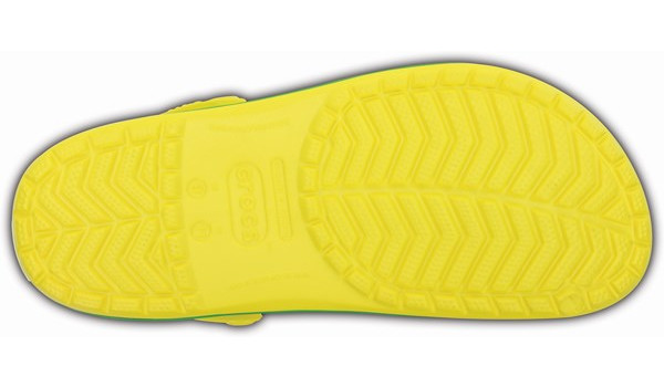 Crocband, Lemon/Grass Green 3