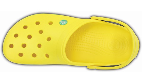 Crocband, Lemon/Grass Green 6