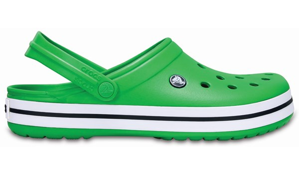 Crocband, Grass Green/White 1
