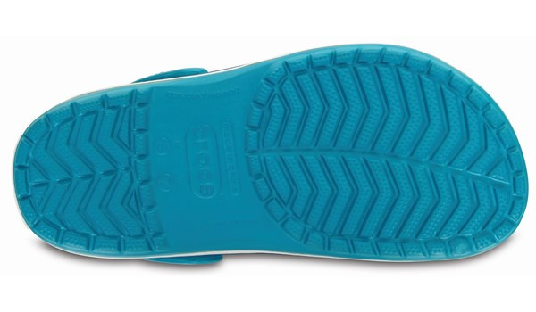 Crocband, Turquoise/Oyster 3