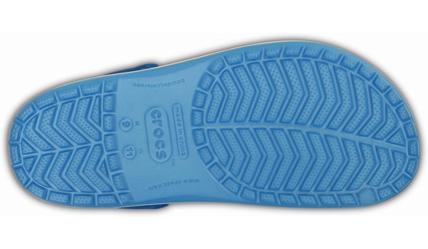 Crocband, Bluebell/White 3