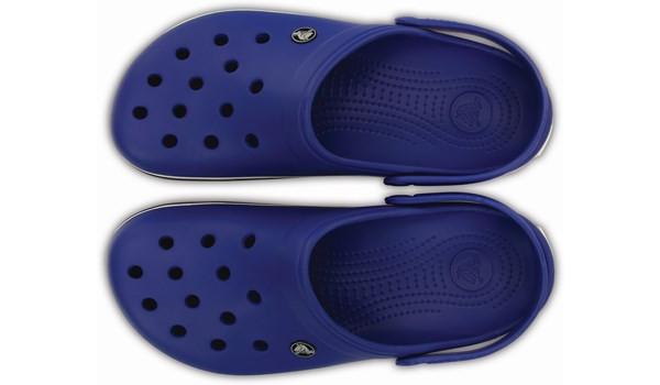 Crocband, Cerulean Blue/Oyster 6