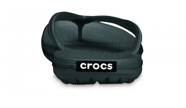 Crocband Flip, Graphite 2