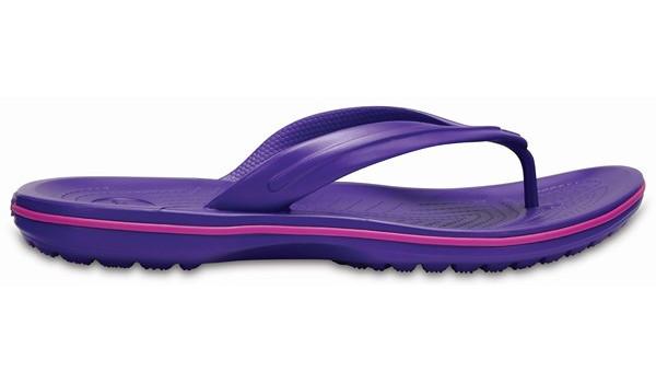Crocband Flip, Ultraviolet/Vibrant Viola 1