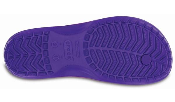 Crocband Flip, Ultraviolet/Vibrant Viola 3