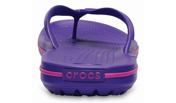 Crocband Flip, Ultraviolet/Vibrant Viola 2