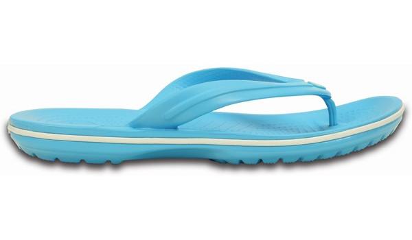 Crocband Flip, Electric Blue 1