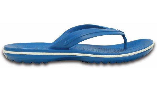 Crocband Flip, Ultramarine/White 1