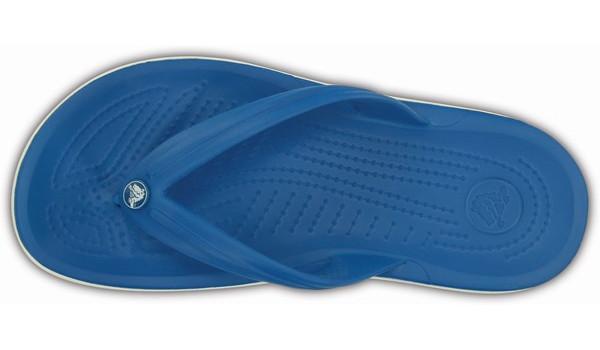 Crocband Flip, Ultramarine/White 6