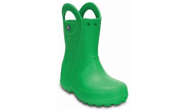 Kids Handle It Rain Boot, Grass Green 5