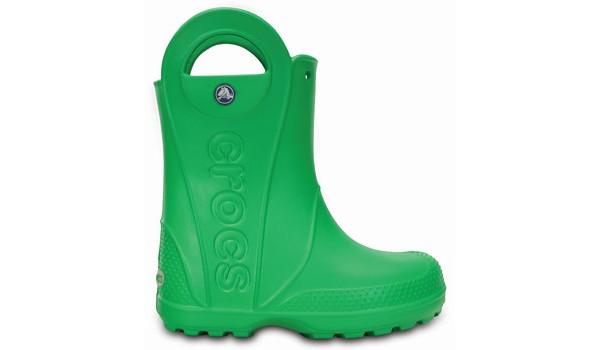 Kids Handle It Rain Boot, Grass Green 1