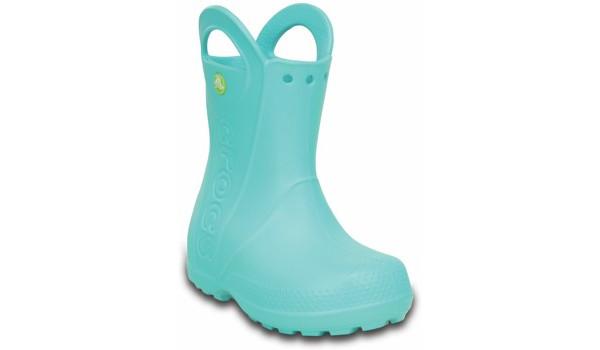 Kids Handle It Rain Boot, Pool 5