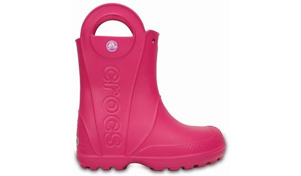 Kids Handle It Rain Boot, Candy Pink 1