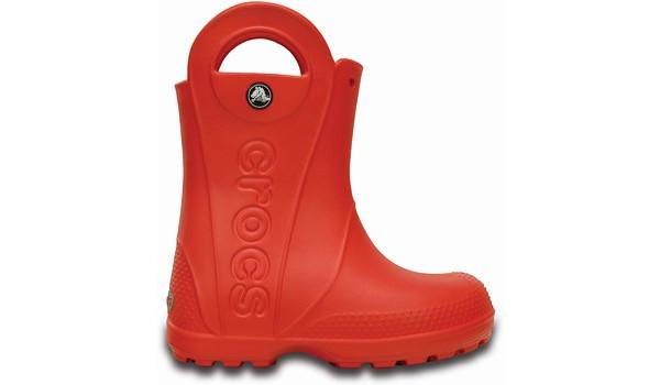 Kids Handle It Rain Boot, Flame 1
