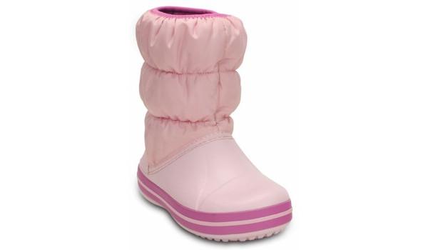 Kids Winter Puff Boot, Ballerina Pink/Wild Orchid 5