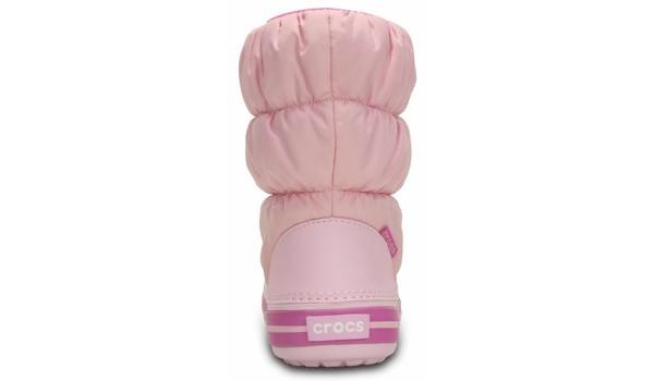 Kids Winter Puff Boot, Ballerina Pink/Wild Orchid 2