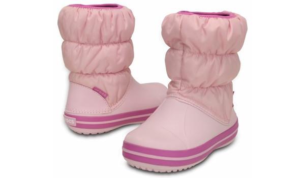Kids Winter Puff Boot, Ballerina Pink/Wild Orchid 4