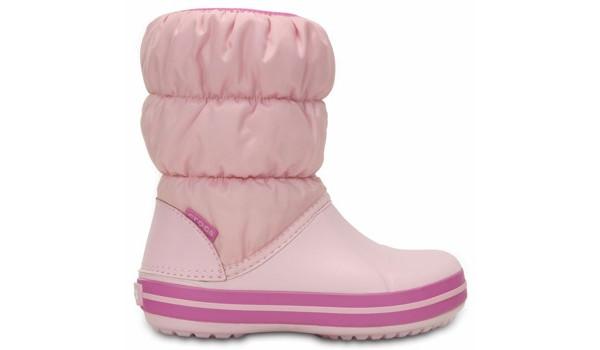 Kids Winter Puff Boot, Ballerina Pink/Wild Orchid 1