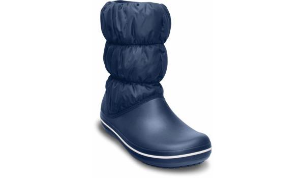 Winter Puff Boot, Navy/Navy 5
