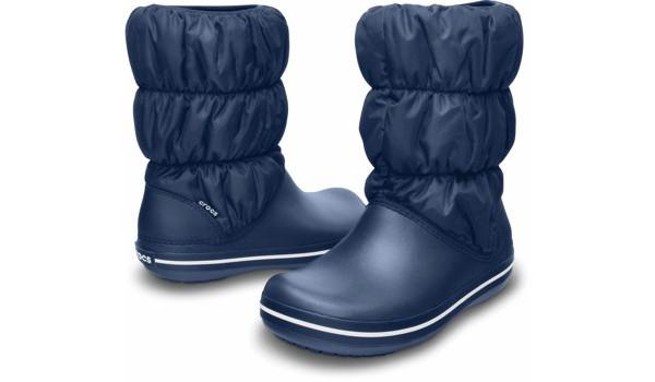 Winter Puff Boot, Navy/Navy 4