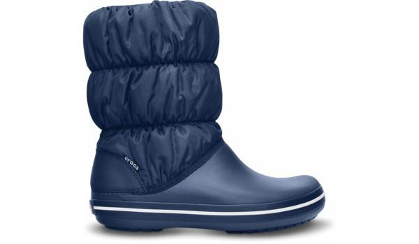 Winter Puff Boot, Navy/Navy 1