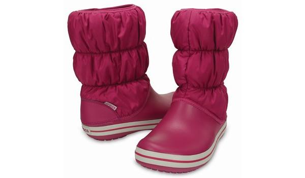 Winter Puff Boot, Berry 4