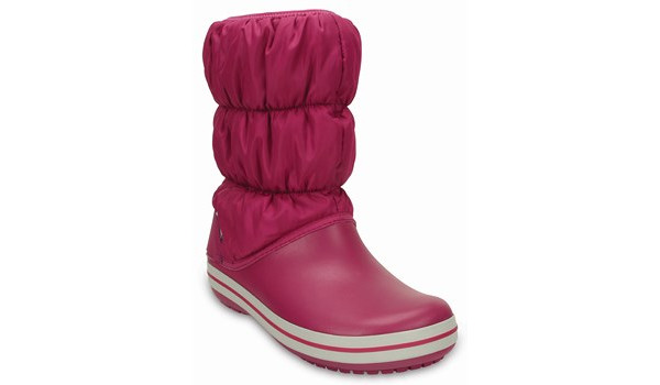 Winter Puff Boot, Berry 5