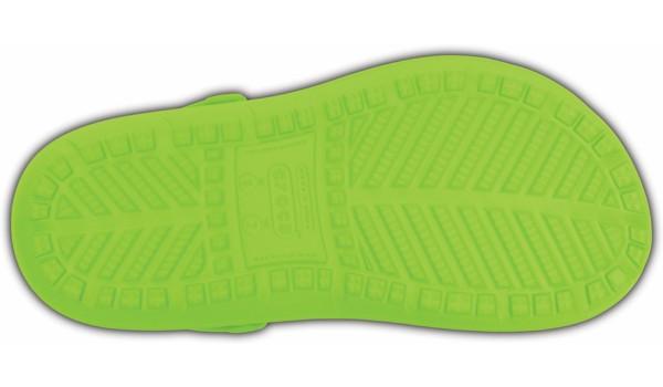 Hilo Clog, Volt Green 3